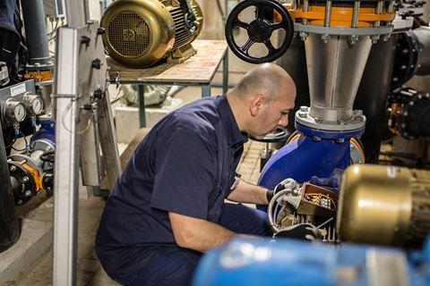 Cursist Centrifugaalpompen storingsdiagnose en onderhoud